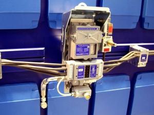 Schaller Oil Mist Detector
