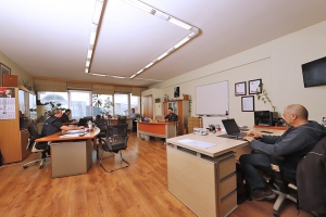 Tamay Shipping Service Center Office